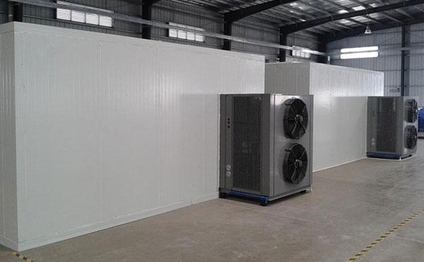空气能热泵烘干房-桑椹专用烘干